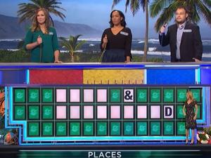 Wheel of Fortune contestant crushes puzzle with just one letter
