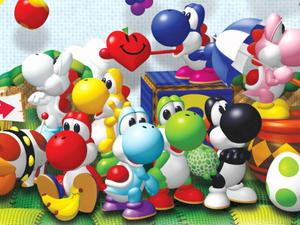 Yoshi's Story coming to Wii U Virtual Console today