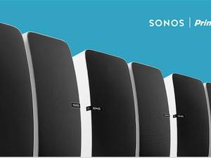 Amazon Prime Music now streams to Sonos in the U.K. and Germany