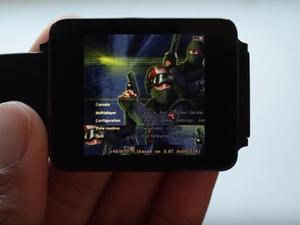 Dude gets Counter-Strike running on Android Wear