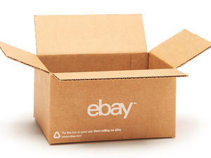 eBay's launching branded packaging for sellers