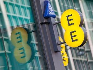 EE plans to offer 4G coverage to 95% of U.K. by 2020