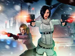 Square Enix and Sushee announce new Fear Effect Kickstarter