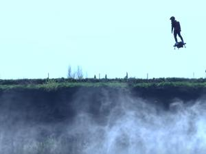 Flyboard Air is an amazing hoverboard that may actually fly
