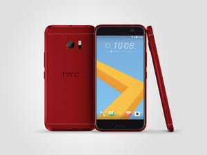 Red HTC 10 is drool-worthy, but good luck getting one