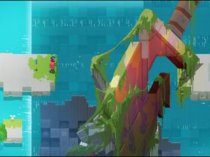 Hyper Light Drifter now plays at 60fps, devs worked 155k lines of code to do it