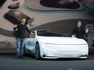LeEco challenges Tesla with a $1.8B electric car factory in China