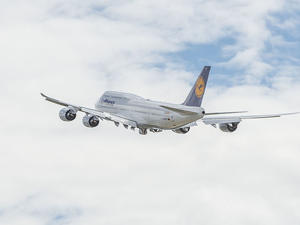 Boeing 747: Four new orders for state-of-the-art 747-8 received