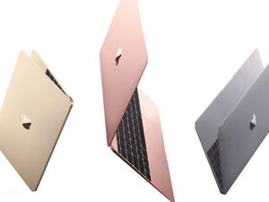 MacBook updated with new processors, Rose Gold option and more