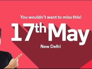 Big Moto G4, Moto G4 Plus unveil set for May 17