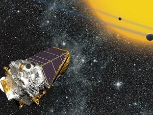 NASA rescues Kepler telescope after it slipped into emergency mode