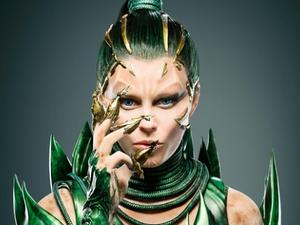 Power Rangers' new Rita Repulsa looks like a character from Zoolander