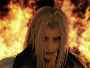 Dissidia Final Fantasy summons its first villain to the roster, and it's not Sephiroth
