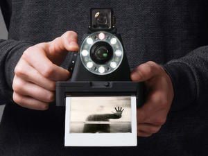 The Impossible Project announced an instant camera for the modern age