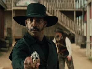 The Magnificent Seven takes the top spot at the box office
