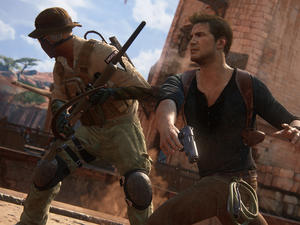 Uncharted 4 wins Game of the Year at the BAFTA Games award show