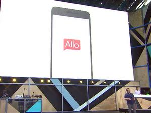 Google Allo - the crazy-smart chat app - features end-to-end encryption
