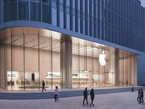 Apple reportedly blocked from opening first store in India