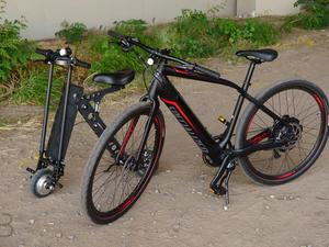 URB-E and Specialized Turbo S: Get around town with these awesome rideables