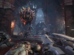 Doom review: Hell gets a fresh coat of paint