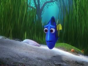 Finding Dory wins a second weekend at the box office