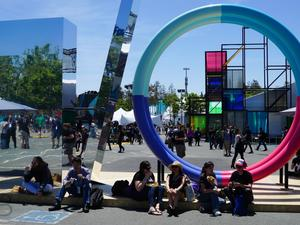 Google I/O: What's it like to attend Google's developer summit