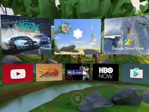Google Daydream is a new Android-powered VR platform
