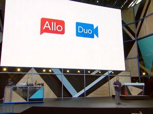 Google's new Allo and Duo apps coming this summer for Android and iOS