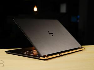 HP Spectre: Here's what the world's thinnest laptop can do