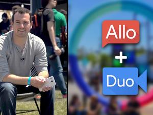 Google Allo and Google Duo: Let's talk about Google's new messaging apps