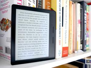 Kindle Oasis review: Oh dear, how will I ever return to the Kindle Paperwhite?