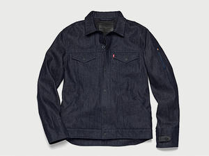 Google unveils new Levi's jacket that can answer calls and control your music