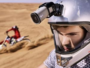 LG Action CAM LTE unveiled, like a GoPro with live-streaming