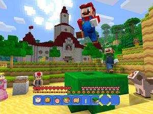 Nintendo says it made something very similar to Minecraft on the Nintendo 64