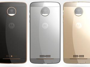 Unannounced Motorola device looks stunning in leaked image
