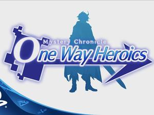 Japanese indie hit One Way Heroics coming to PS4 and PS Vita