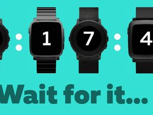 Pebble has something big to announce tomorrow - Is a new Pebble smartwatch coming?