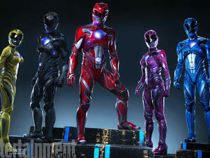 It's Morphin' Time: Check out the new Power Ranger suits