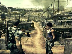 Resident Evil 5 coming to PS4 and Xbox One in June