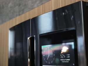 Interview: Samsung's new fridge is a smart home hub waiting to happen