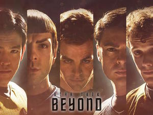 Star Trek Beyond posters are getting us hyped for the movie's July release