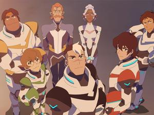 Voltron Legendary Defender trailer hints at big changes for the team in season 2