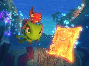 Yooka-Laylee's demo detailed by Playtonic, no commitment to release date