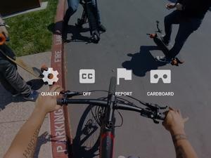 Hands-on with YouTube for iOS and Google Cardboard