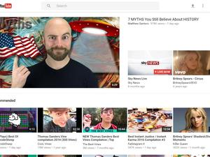 YouTube testing new Material Design overhaul for the web