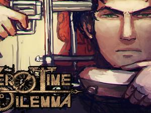 Zero Time Dilemma gameplay video - Escape from an incinerator!