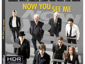 Now You See Me 4K Ultra HD Giveaway!