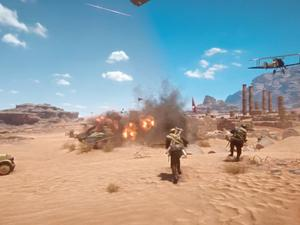 Want an hour of Battlefield 1 gameplay in 1080p at 60fps? Fine, here