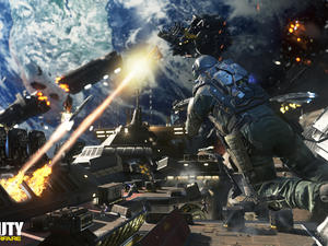 Call of Duty: Infinite Warfare looks tremendously new and typically old all at once