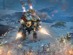 "Dawn of War III aims to beat ""the wall of lore"""